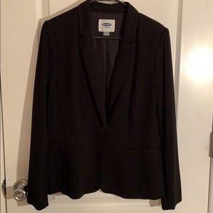 Old Navy black blazer size M